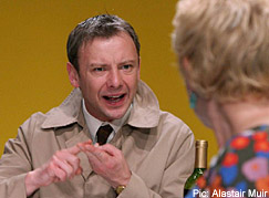 John Simm as Elling