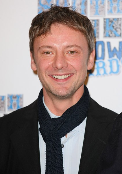John Simm at the South Bank Show Awards