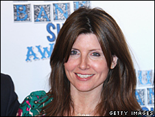 Comedy actress Sharon Horgan wrote and starred in Pulling