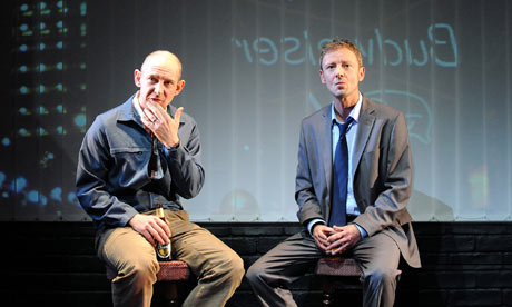 Ian Hart and John Simm in 'Speaking in Tongues'