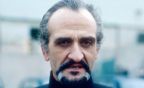 Roger Delgado was the original Dr Who Master