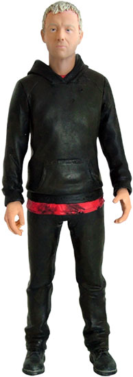 Doctor Who End Of Time Action Figure: The Master