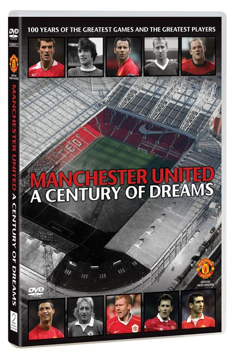 A Century of Dreams DVD