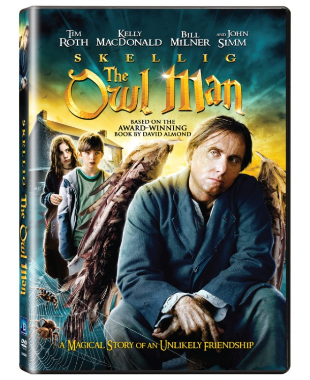 Skellig: The Owl Man DVD Cover
