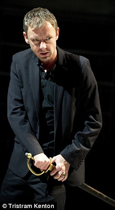 John Simm: Mild Hamlet