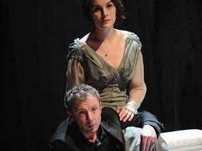 John Simm as Hamlet