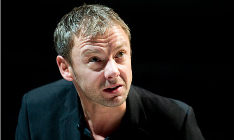 All the rage ... John Simm takes on the lead role in Hamlet at Sheffield Crucible.