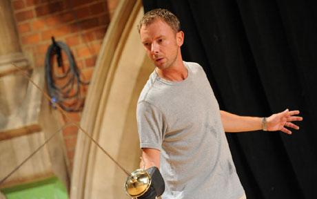John Simm starring in Hamlet at Sheffield Crucible