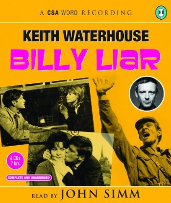 Billy Liar read by actor John Simm - Available at Amazon.co.uk