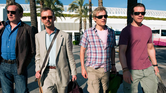 MAD DOGS STARTS 10 FEBRUARY ON SKY1 HD