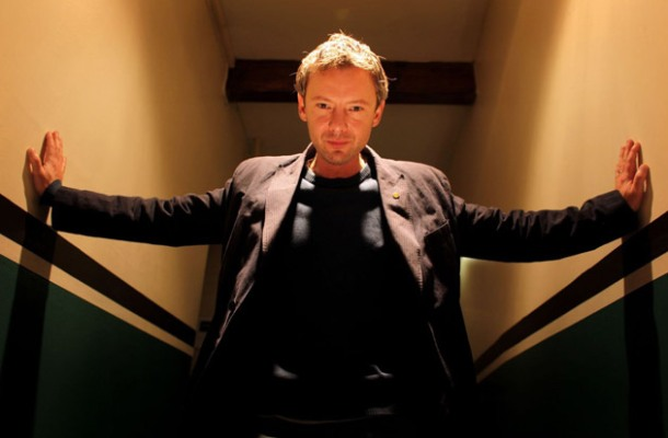 John Simm has an enthusiastic fanbase thanks to his high-profile television and film roles but decided to go back to his acting roots on stage as a 'kick up the arse' (photo by David Sandison)