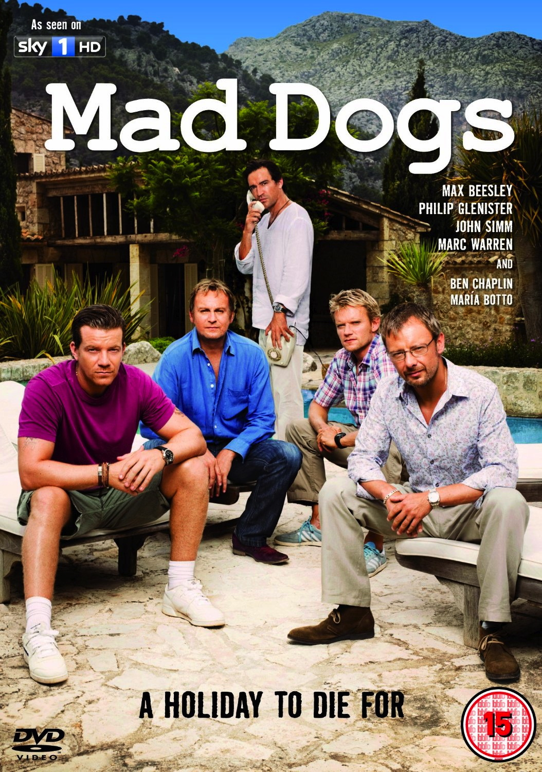Mad Dogs Season