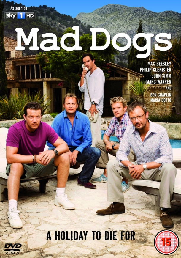 Mad Dogs on DVD and Blu-ray by 2entertain