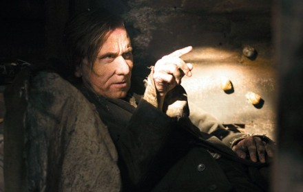 Tim Roth as Skellig