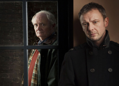 John Simm and Jim Broadbent in Exile