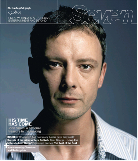 John Simm: A National Treasure in the Making © Spencer Murphy