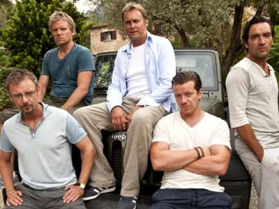 Mallorca based drama serial, Mad Dogs, nominated for BAFTA