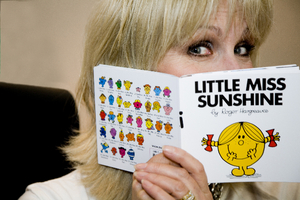 Mr. Men Celebrity Charity Podcasts Launch