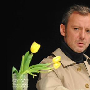 Radio Interview: Actor John Simm on Betrayal