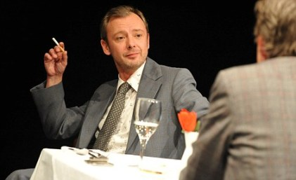 Back in time: John Simm as Jerry