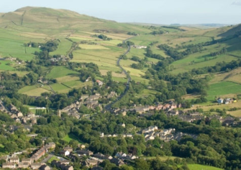 Peak District is the real star of new TV drama