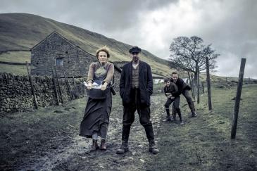 The Village BBC John Simm Maxine Peake