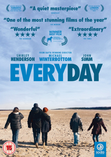 Everyday on DVD by Soda Pictures