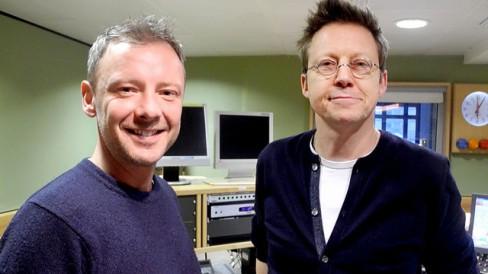 John Simm with Simon Mayo
