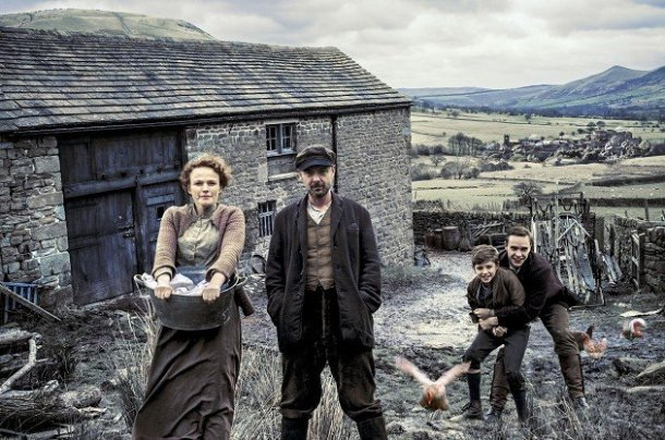 BBC drama The Village, set in Derbyshire, is about to return