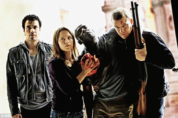 Survivors with Max Beesley