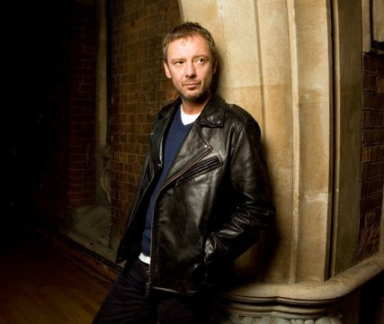 John Simm: 'Twitter has restored my faith in humanity. It delights me how witty and friendly most people are. Photo credit: Richard Saker for the Observer