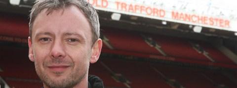 John Simm on Manchester United