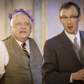 BBC Radio 3 Night Waves: The Hothouse starring John Simm and Simon Russell Beale