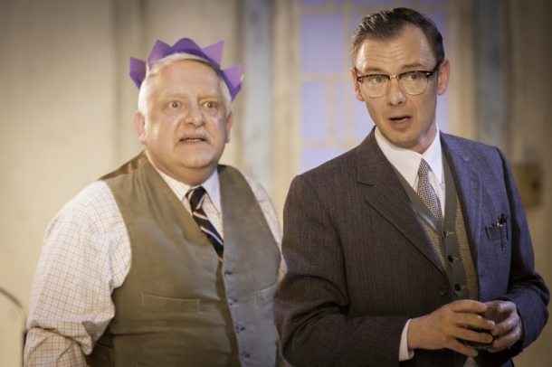 The Hothouse with Simon Russell Beale and John Simm