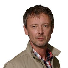 John Simm as Dave in charity film - Father's Day