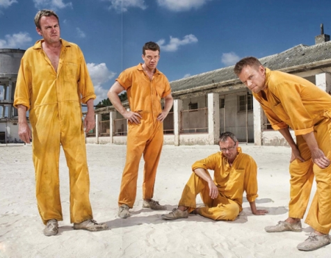 Mad Dogs Cast: Philip Glenister, Max Beesley, John Simm, and Marc Warren