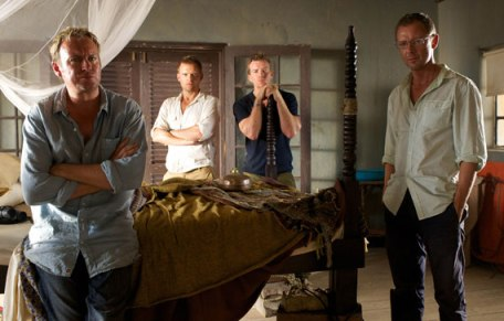 The Cast of Mad Dogs, Series 3