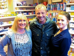John Simm's new drama 'Prey', filmed at Strachan's Chemist and other Saddleworth locations
