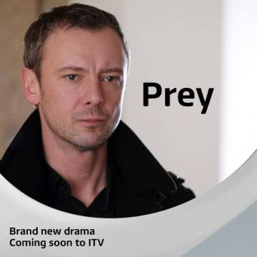 Prey written by Chris Lunt and starring John Simm coming soon to ITV