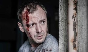 John Simm Injured during filming of High-energy drama Prey