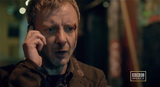 John Simm in BBC America's Intruders