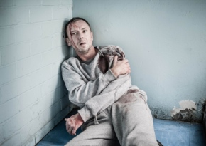 Pendle actor John Simm in 'Prey'