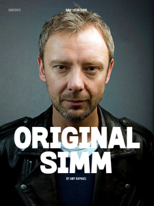 """Esquire Weekly – Q&A Interview: John Simm talks acting, raving and being """"atwat"""""""