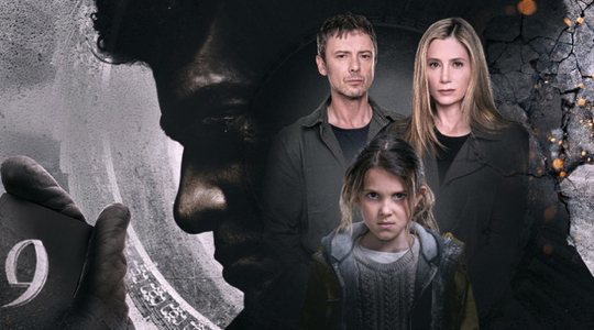 "John Simm stars alongside Oscar-winner Mira Sorvino in the ""gritty"" series Intruders."