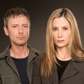 Interview Extra: John Simm & Mira Sorvino discuss Intruders