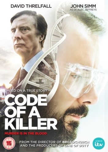 Code of a Killer starring David Threlfall and John Simm on DVD