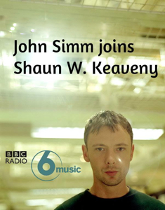 Radio Interview: John Simm joins Shaun Keaveny