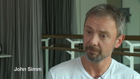 John Simm, Mark Gatiss and cast discuss their upcoming roles in Three Days in theCountry