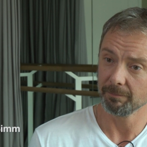 John Simm, Mark Gatiss and cast discuss their upcoming roles in Three Days in the Country