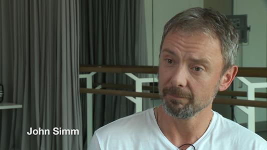 John Simm Interview cap 300H